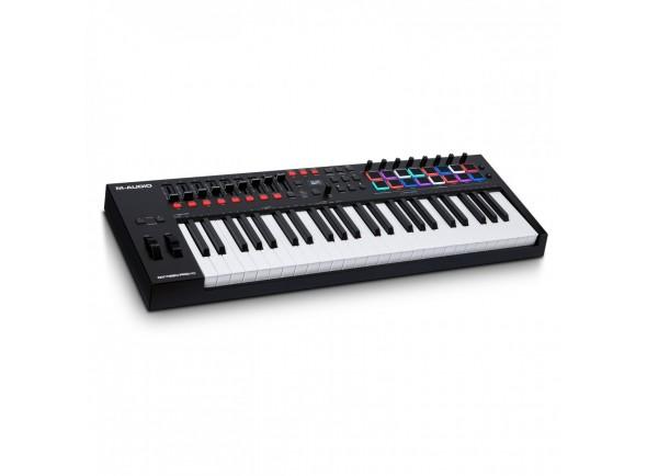 Teclados MIDI Controladores M-Audio Oxygen Pro 49