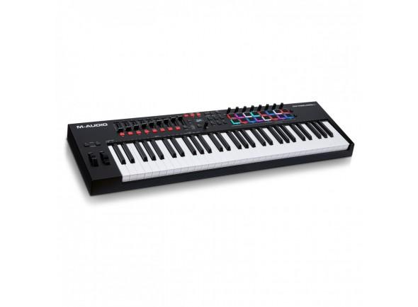 Teclados MIDI Controladores M-Audio Oxygen Pro 61