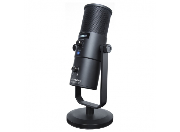 Microfone de membrana grande M-Audio Uber