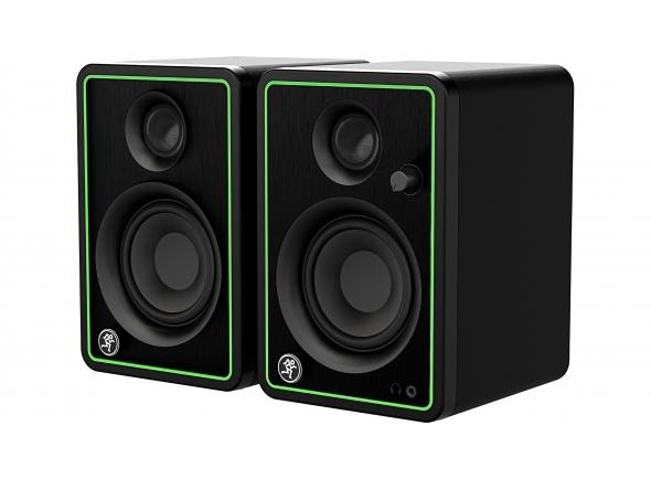 Monitores de estúdio activos Mackie CR3-X BT