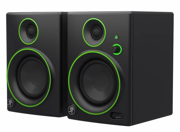 Monitores de estúdio activos Mackie CR4 BT