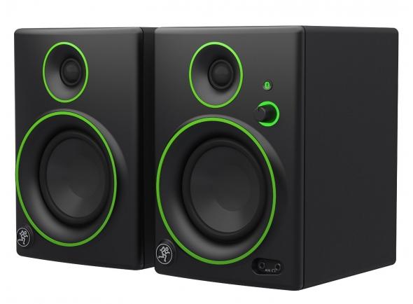 Mackie CR4 BT B-Stock  O monitor Mackie CR4BT têm um design com qualidade de estúdio e fornecem um desempenho extra para criação de multimídia e entretenimento.