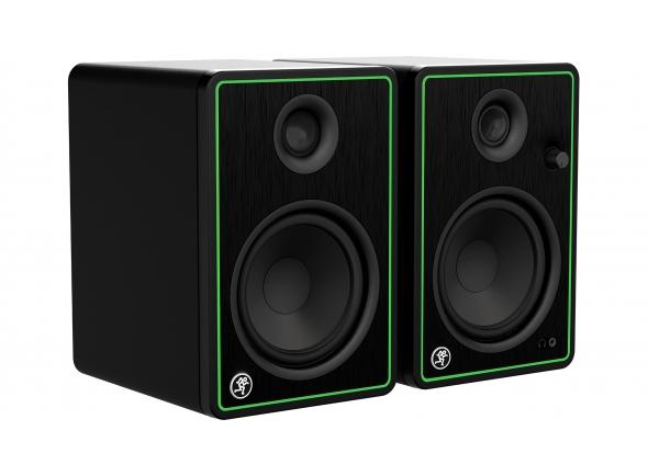 Monitores de estúdio activos Mackie CR5-X BT