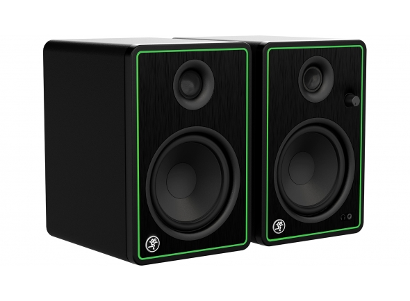 Monitores de estúdio activos Mackie CR5-X