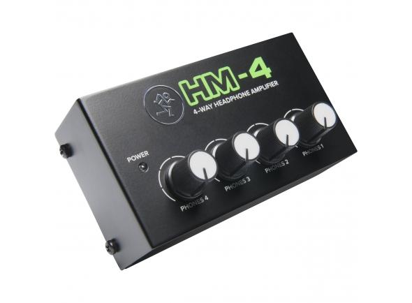 Amplificadores para auscultadores Mackie HM-4