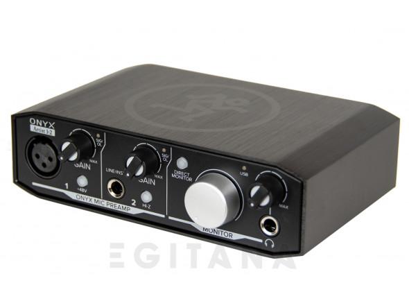 Interface Áudio USB Mackie Onyx Artist 1.2