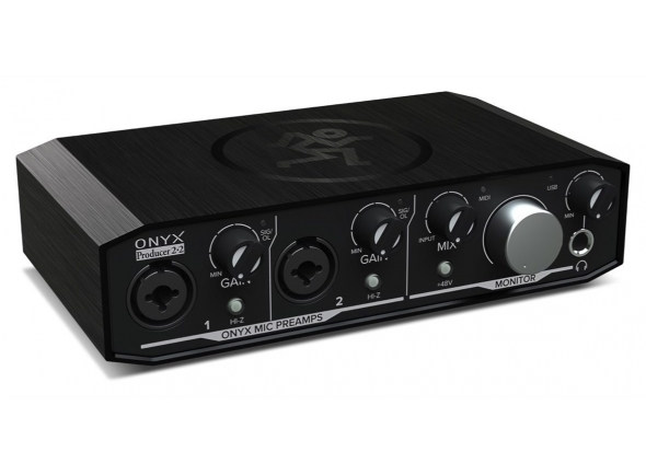 Interface Áudio USB Mackie Onyx Producer 2x2