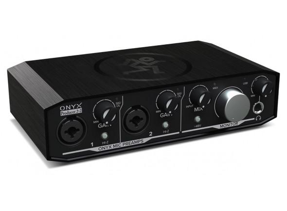 Interface Áudio USB Mackie Onyx Producer 2x2 B-Stock