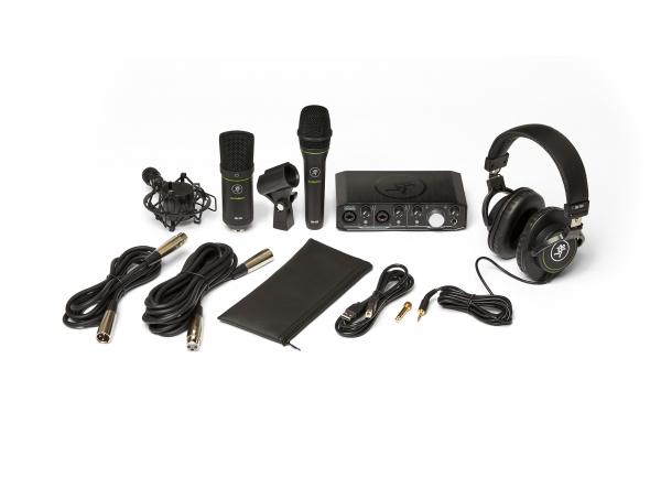 Interface Áudio USB Mackie Producer Bundle