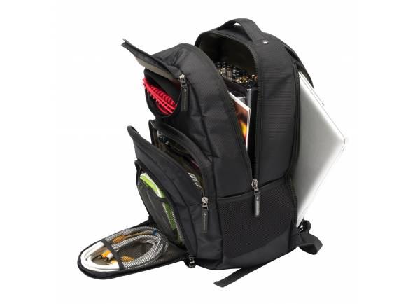 Magma DIGI BEATPACK L  Mochila Ultra-leve e compacta para transporte de equipamento DJ/ Produção.