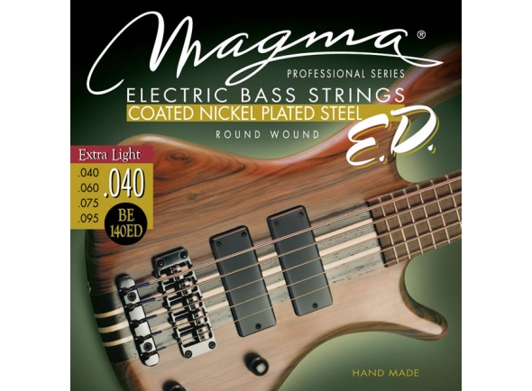 Magma Electric Bass Strings Extra Light