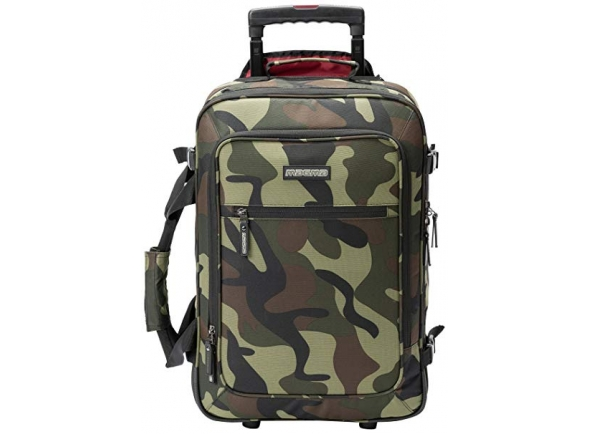 Magma RIOT CARRY-ON TROLLEY Army