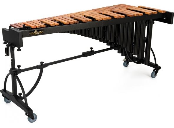 Majestic Marimba Padauk Deluxe 4 1/3 oitavas (A2-C7)