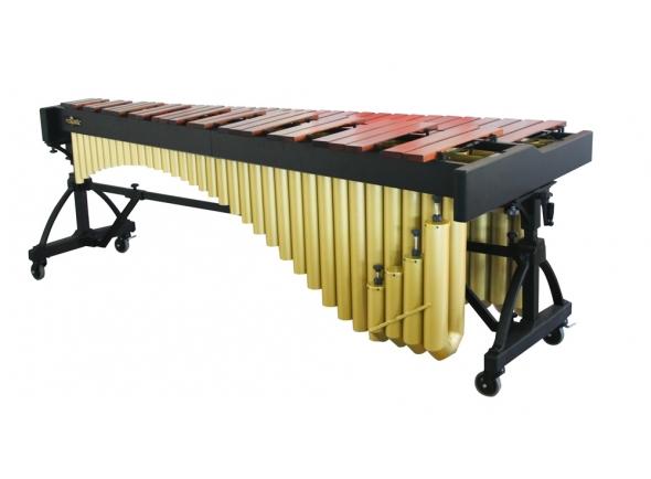 Majestic Marimba Synthetic Deluxe 4 1/3 oitavas (A2-C7) M6543P