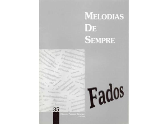 Manuel Pereira Resende Melodias de Sempre Fados Nº35