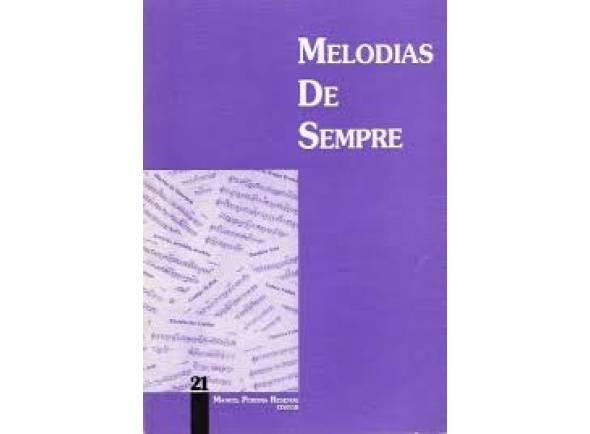 Manuel Pereira Resende Melodias de Sempre Nº21