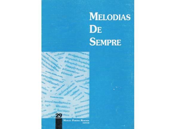 Manuel Pereira Resende Melodias de Sempre Nº29