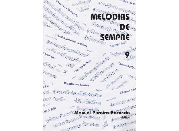 Manuel Pereira Resende Melodias de Sempre nº9