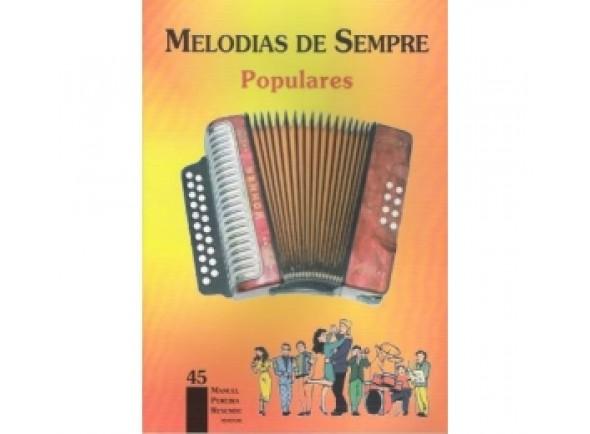 Manuel Pereira Resende Melodias de Sempre 45 - Populares