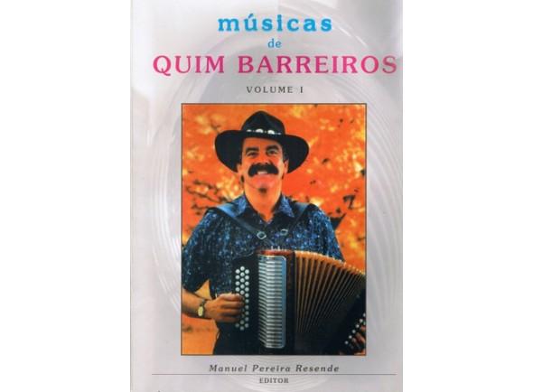 Manuel Pereira Resende Músicas de Quim Barreiros Volume I