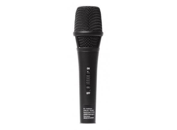 Microfone condensador membrana pequena Marantz M4U