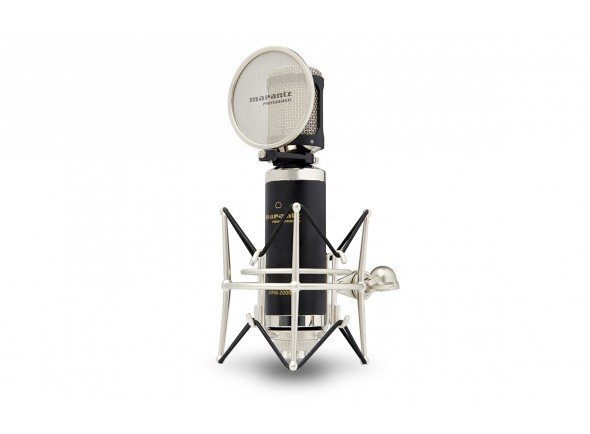 Microfone de membrana grande Marantz MPM-2000