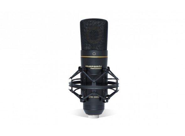 Microfone USB Marantz MPM-2000U
