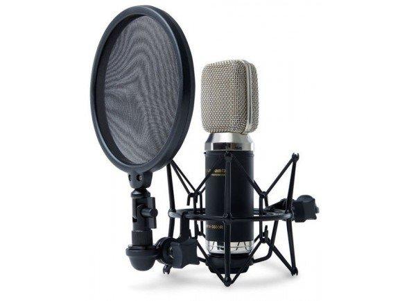 Microfone de membrana grande Marantz MPM-3500R