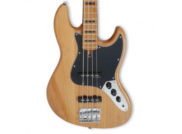 Baixo de 4 Cordas Marcus Miller V5 Alder 4 String Bass In Natural