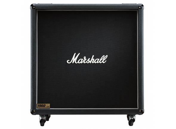 "Marshall 1960B  Coluna Guitarra Marshall 1960B. Electrónica: Selector (Stereo/Mono). Potência máxima: 300W. Woofer: 4 x Celestion G12T-75 de 12""."
