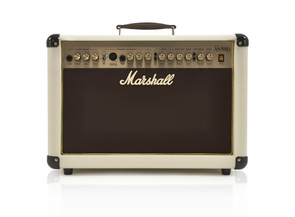 Amplificadores Marshall AS50D CREAM