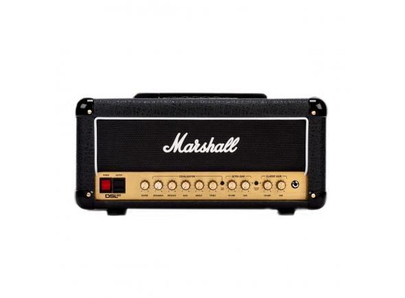 Cabeças para guitarra eléctrica Marshall DSL20HR