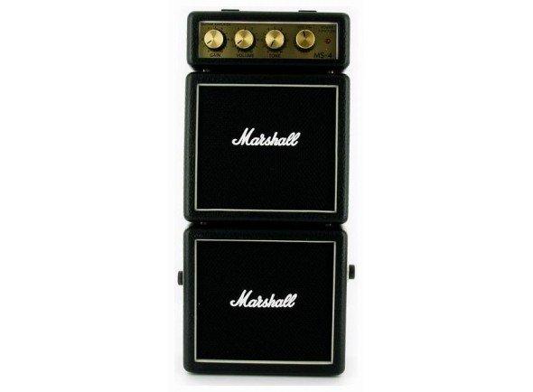 Combos a pilhas/bateria Marshall MS-4