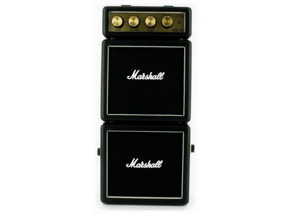 Combos a pilhas/bateria Marshall MS-4