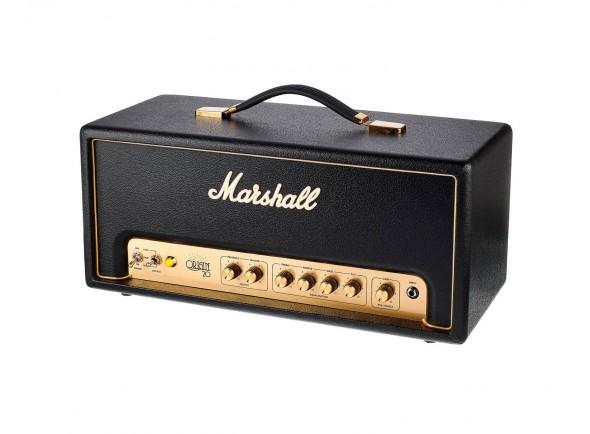 Cabeças de guitarra a válvulas Marshall Origin 20H Preto