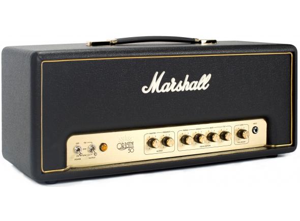 Cabeças de guitarra a válvulas Marshall Origin 50H Head
