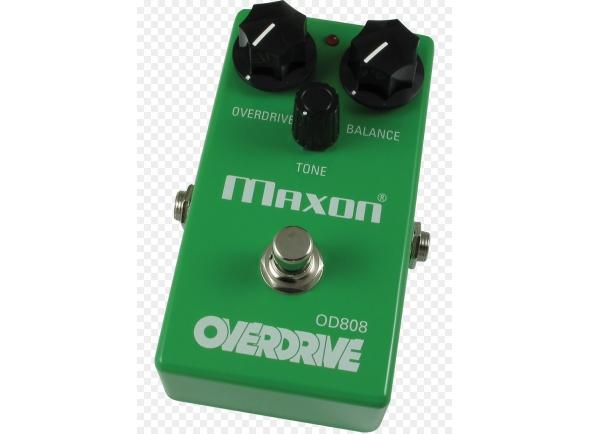 Pedal de distorção Maxon OD-808
