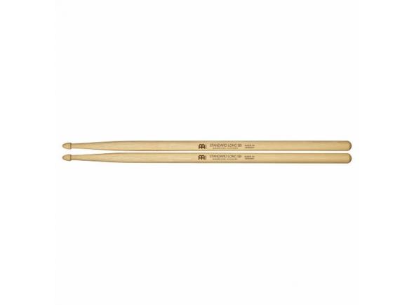 Baqueta 5B Meinl 5B Standard Long Hickory