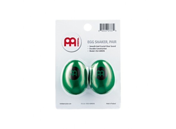 Shaker Meinl ES2-GREEN