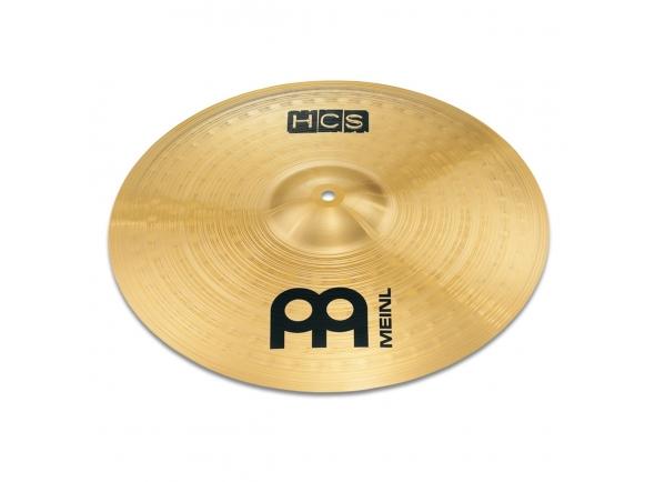 Pratos Crash de 16 Meinl HCS 16'' Crash Cymbal