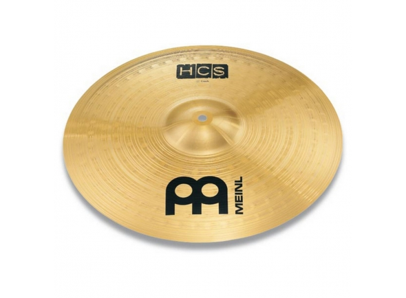 Pratos Crash Meinl HCS 18'' Crash Cymbal