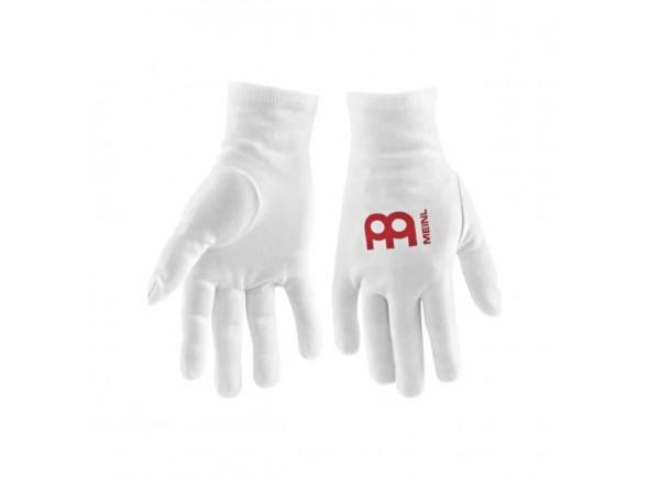 Luvas Meinl MHS-WH Cotton Gloves