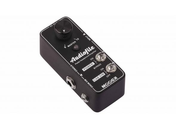 Amplificadores para auscultadores Mooer Audiofile