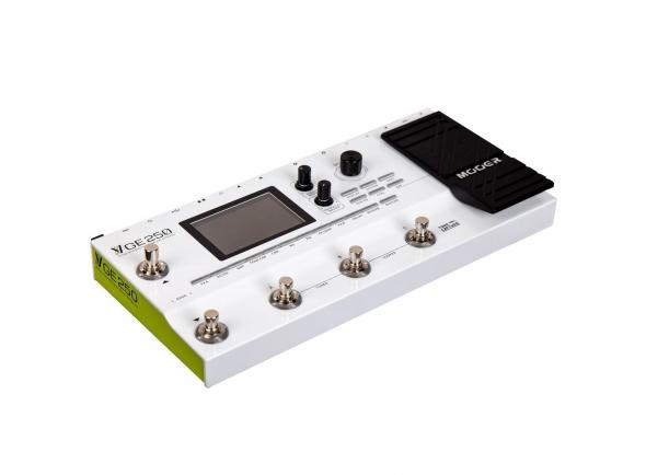 Pedaleiras para guitarra elétrica Mooer GE 250