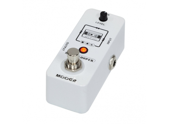 Looper Mooer Micro Looper