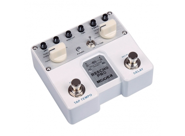 Delays / Echos Mooer Reecho Pro Digital Delay Pedal
