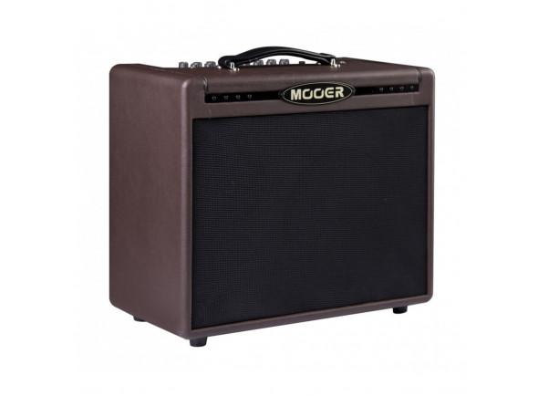 Amplificadores de Guitarra Acústica Mooer  SD50A Acoustic Guitar Combo