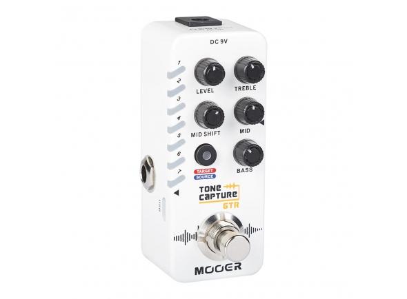 Outros efeitos para guitarra elétrica Mooer Tone Capture GTR