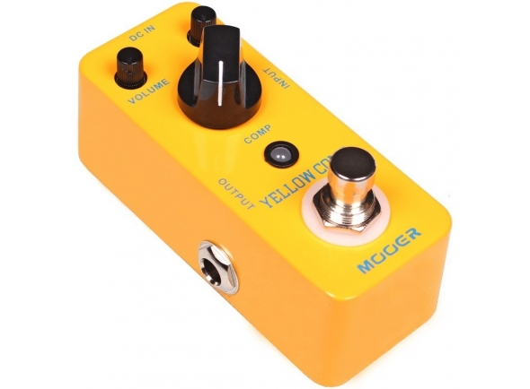 Outros efeitos para guitarra elétrica Mooer Yellow Comp