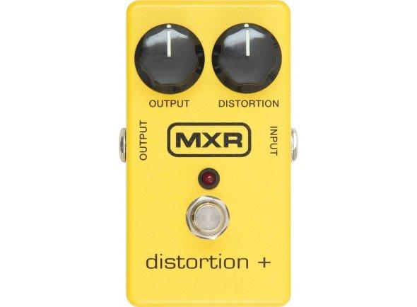 Pedal de distorção MXR M-104 Distortion+